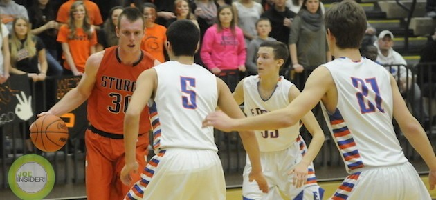 Edwardsburg denies Sturgis 4th district title