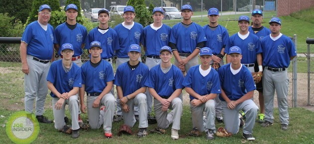 District 15 Big League bounced from state tourney