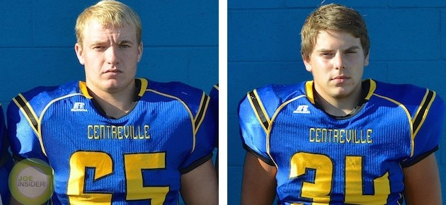 Centreville Football: Kelley & Eicher talk 2014