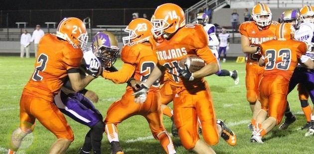 South Haven football picks up first win, sends Sturgis to 0-3