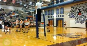 Three Rivers volleyball