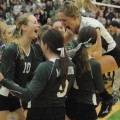 Mendon regional volleyball finals