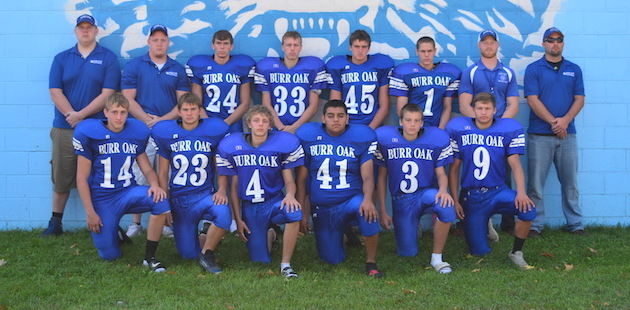 2015 Burr Oak Football Preview — Bobcats looking for new stars to step up