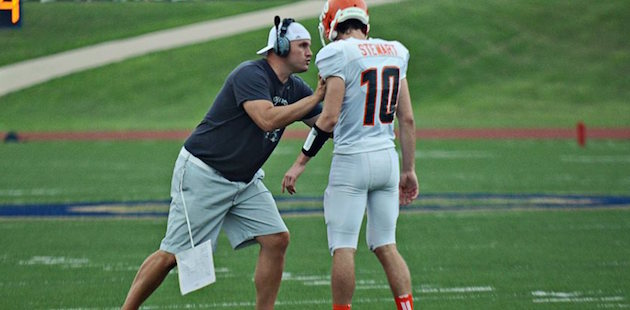 Video: One-on-one with Sturgis football coach Jimmy Lamb (Part 2)