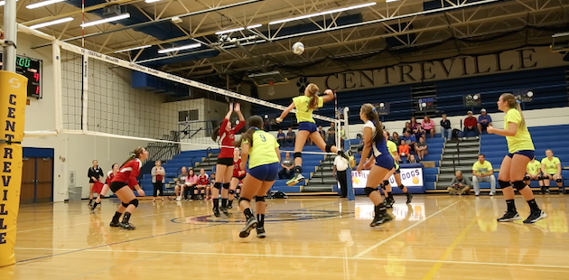 With a BCS sweep against White Pigeon, Centerville volleyball snags 20th win