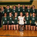 Mendon volleyball regional title