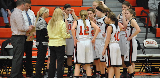 Sturgis turns Three Rivers turnovers into points for Wolverine girls basketball win