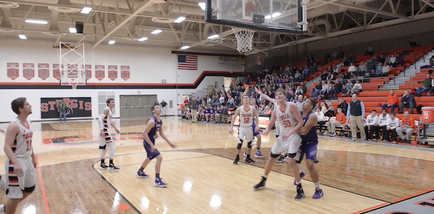 Sturgis boys make right adjustments, find offensive rhythm in revenge hoops win over Three Rivers