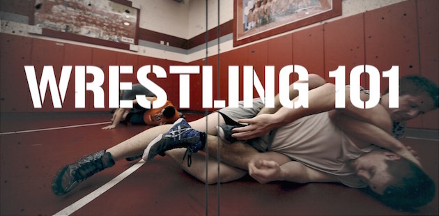 Wrestling 101: A video guide to high school wrestling ...