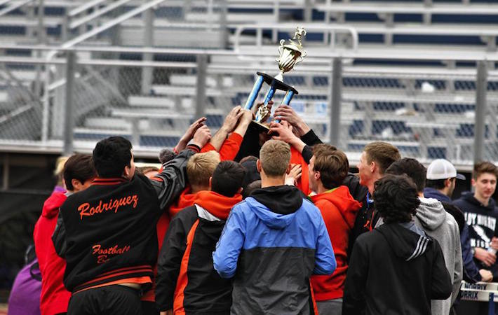 Sholl's school record in the 100 meters highlights Sturgis boys track title at Don Lukens Invite