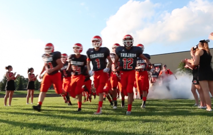 Video Highlights: South Haven too much for host Sturgis in Wolverine Conference football opener